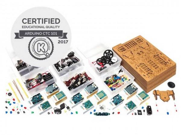 Arduino CTC101 Caja para formación en aulas