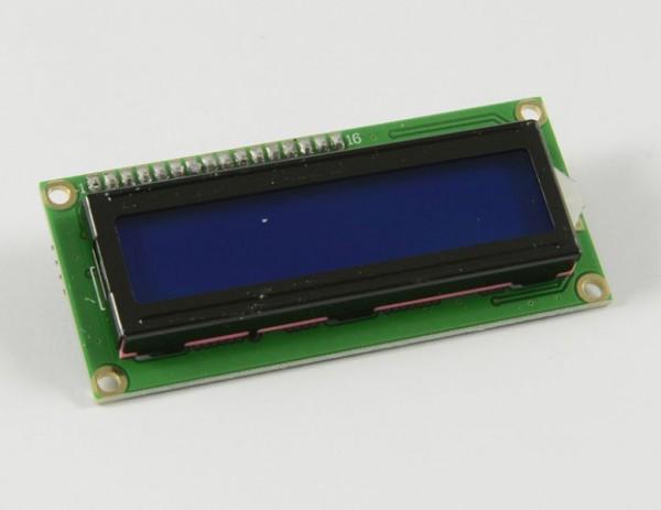 4duino Módulo con Display LCD6102 con luz de fondo azul